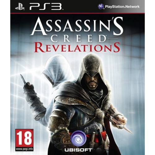 Assassin's Creed Revelations (Lietota)